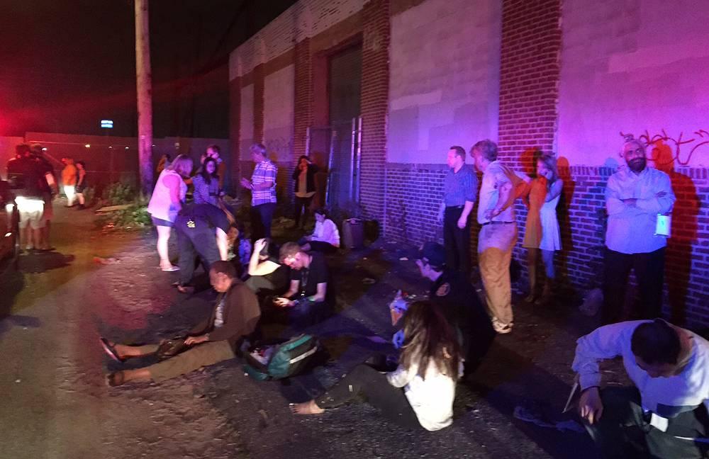 Между тем, как сообщила CNN, ФБР не усматривает в аварии признаков теракта