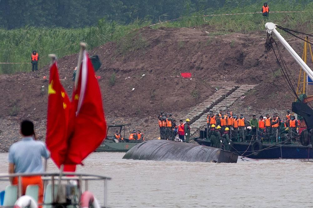 По словам китайского лидера, из трагедии следует извлечь урок