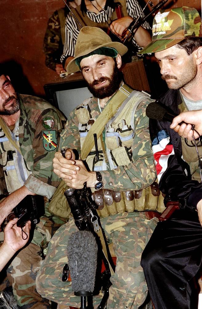 Организатора теракта Шамиля Басаева уничтожили 10 июля 2006 года в результате спецоперации ФСБ в районе селения Экажево Назрановского района Ингушетии