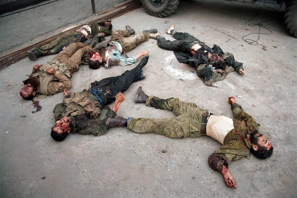 16 боевиков были ликвидированы