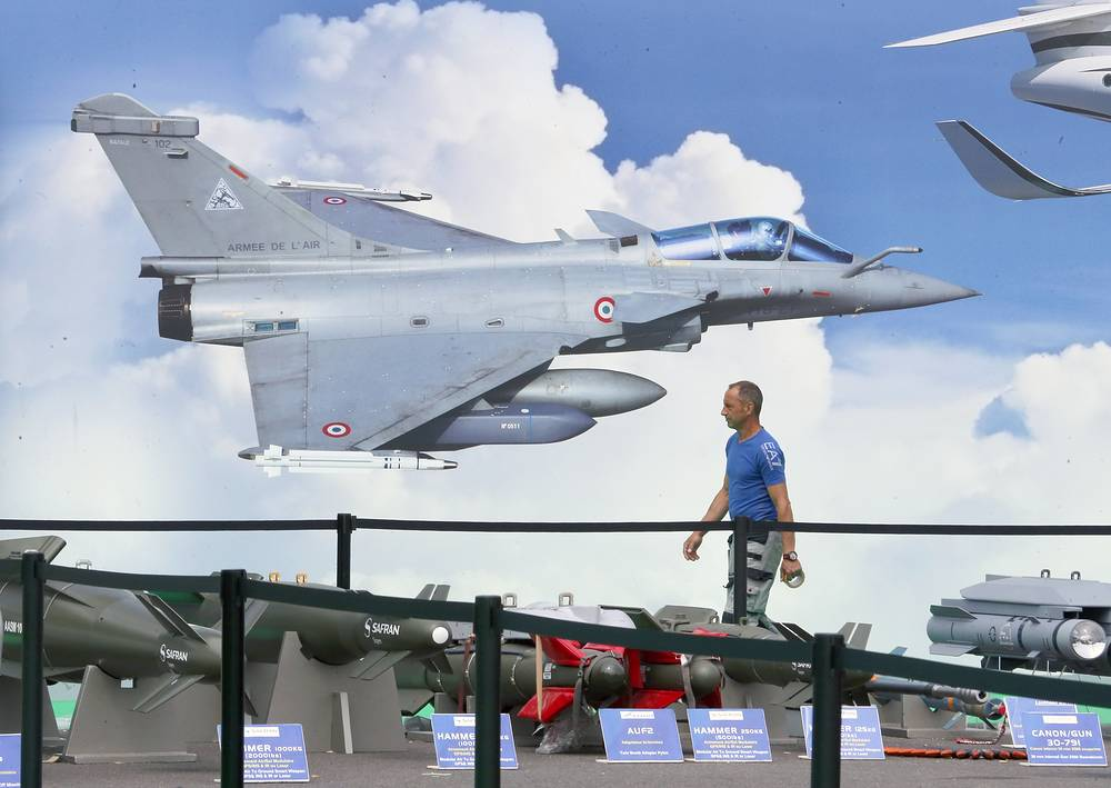 Павильон Dassault