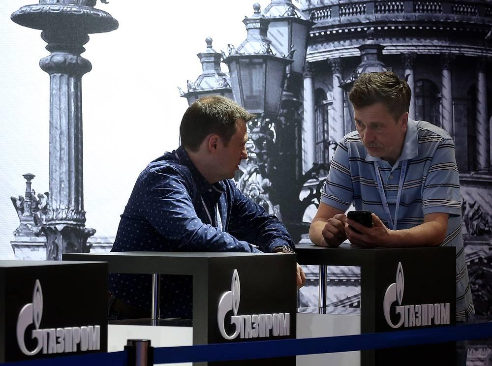 """Стенд ОАО """"Газпром"""""""
