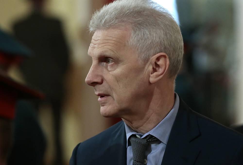 Помощник президента РФ Андрей Фурсенко