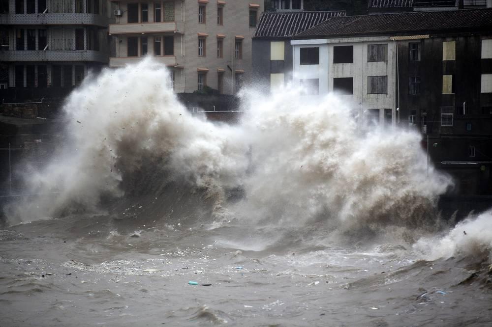 Венлинг, провинция Чжэцзян, Китай