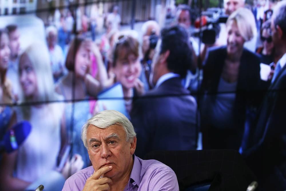 Депутат Национальной ассамблеи Франции Клод Гоасген