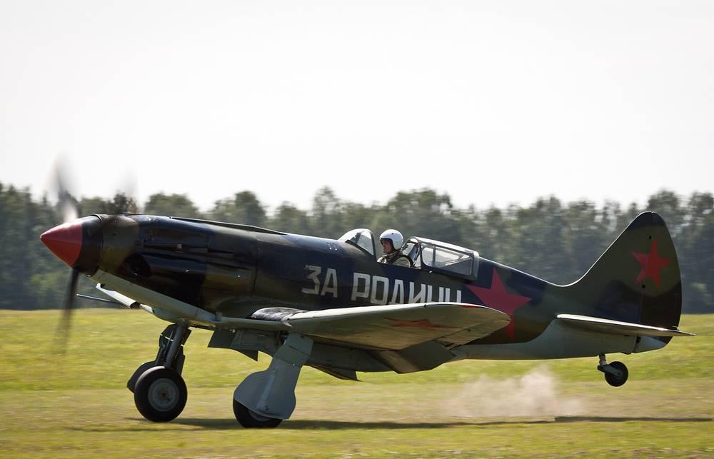 МиГ-3 - советский высотный истребитель времен Второй мировой войны