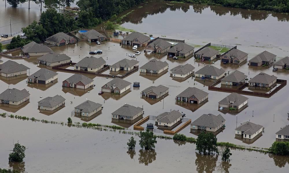 Жертвами наводнения вЛуизиане стали 10 человек