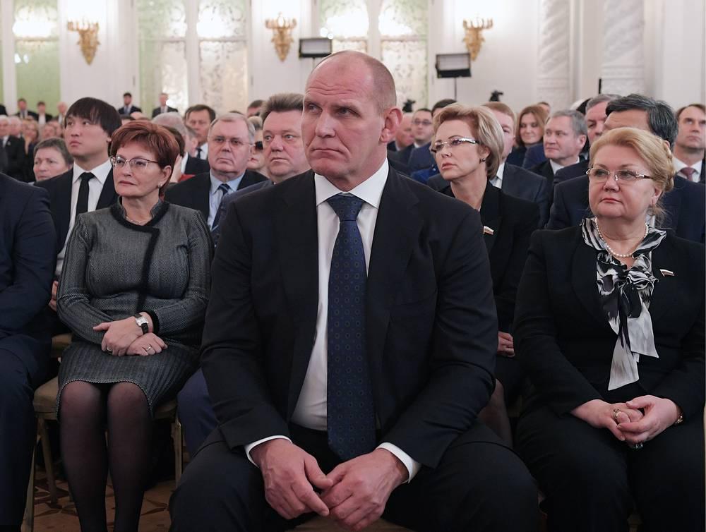 Член Комитета Госдумы РФ по энергетике Александр Карелин