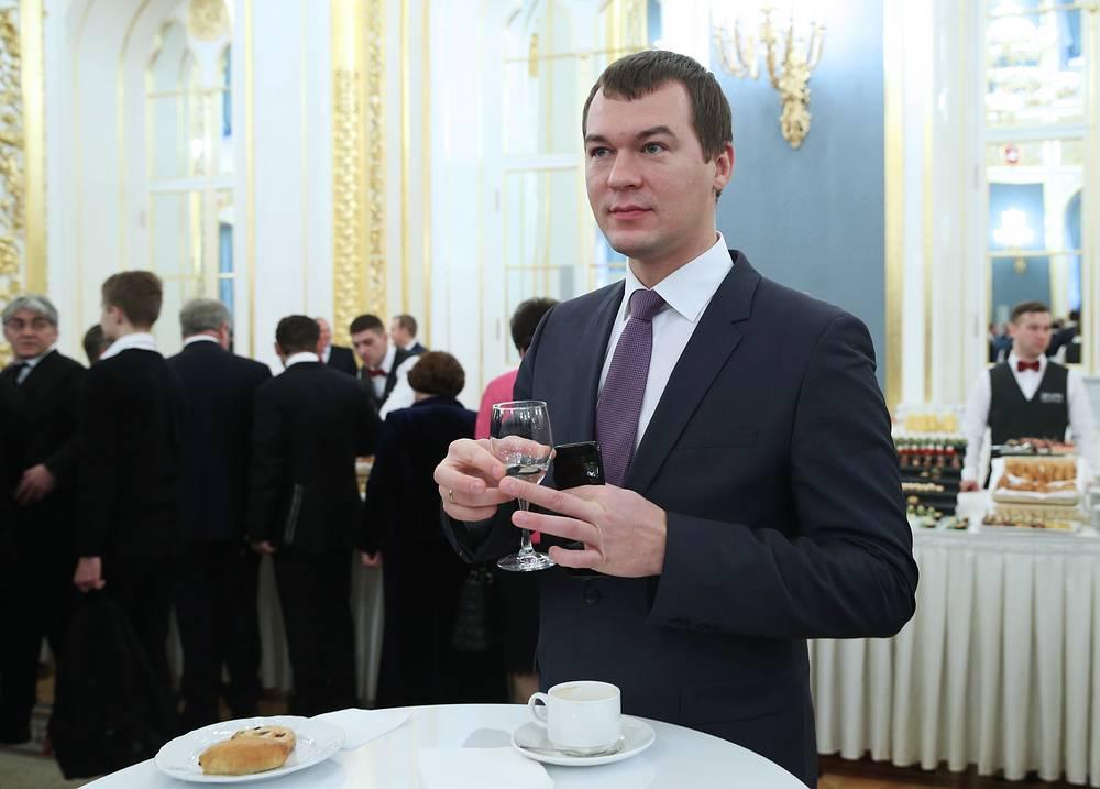 Председатель Комитета Госдумы РФ по физической культуре, спорту, туризму и делам молодежи Михаил Дегтярев