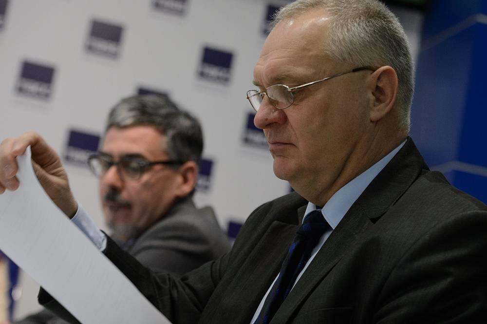 Мирослав Машлан, экс-ректор, проректор по трансферу технологий университета Палацкого (Чехия)