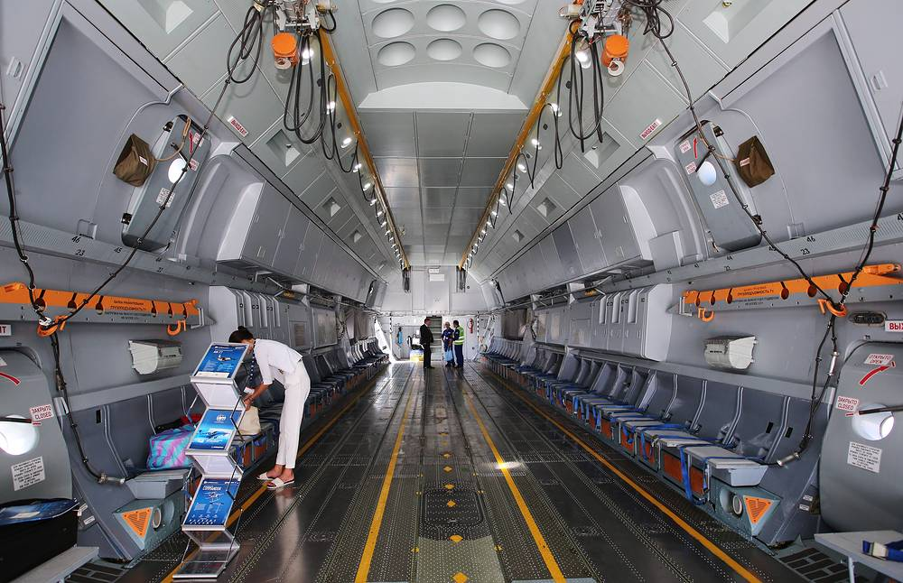 Военно-транспортный самолет Ан-70