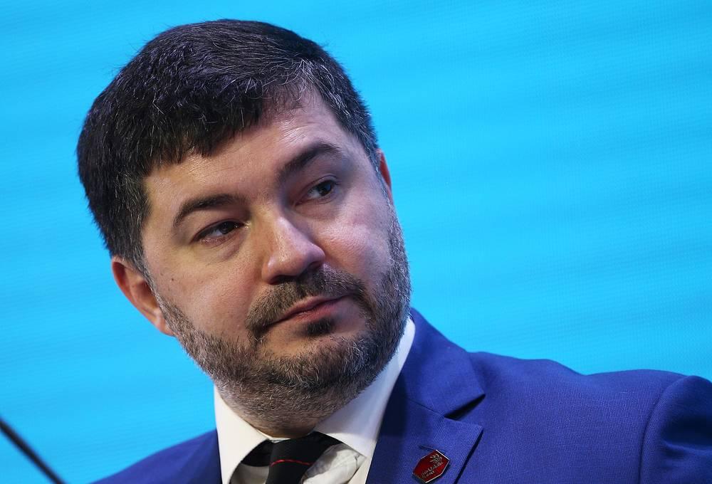 Генеральный директор союза WorldSkills Russia Роберт Уразов