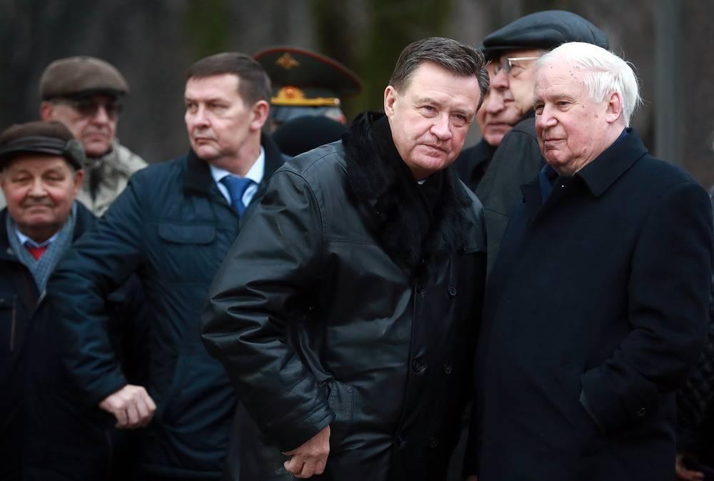 Член комитета Совета Федерации по федеративному устройству, региональной политике, местному самоуправлению и делам Севера Николай Рыжков