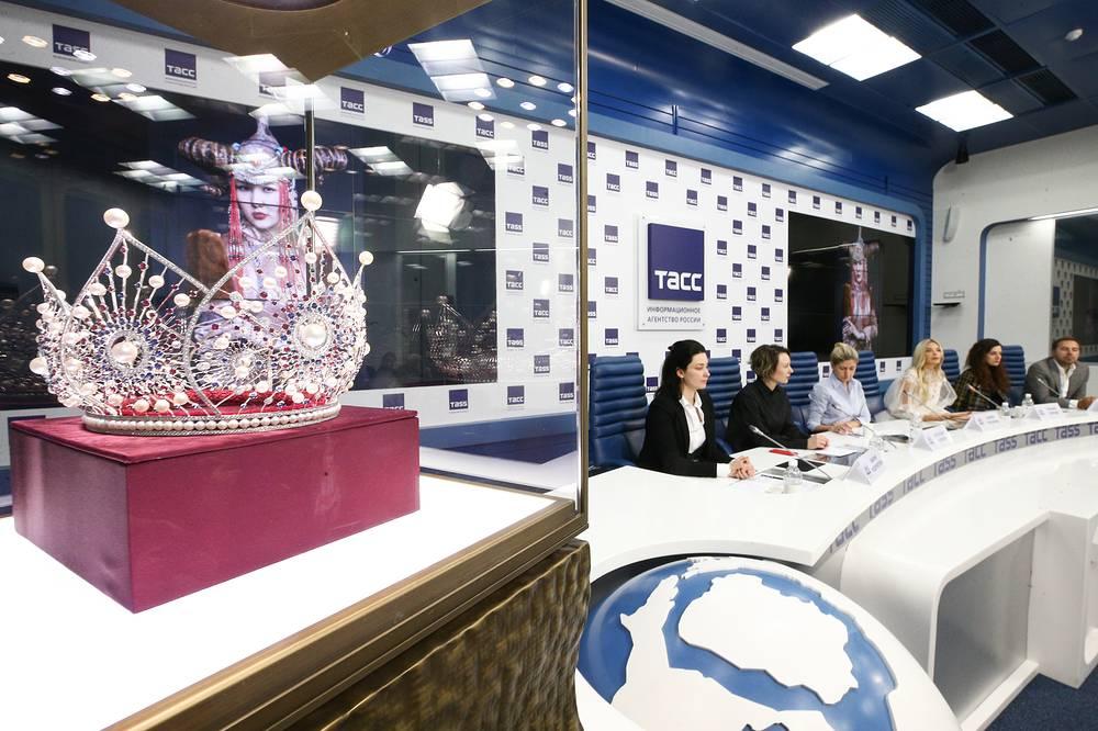 Корона «Мисс России» вновом дизайне стоит как минимум млн. долларов