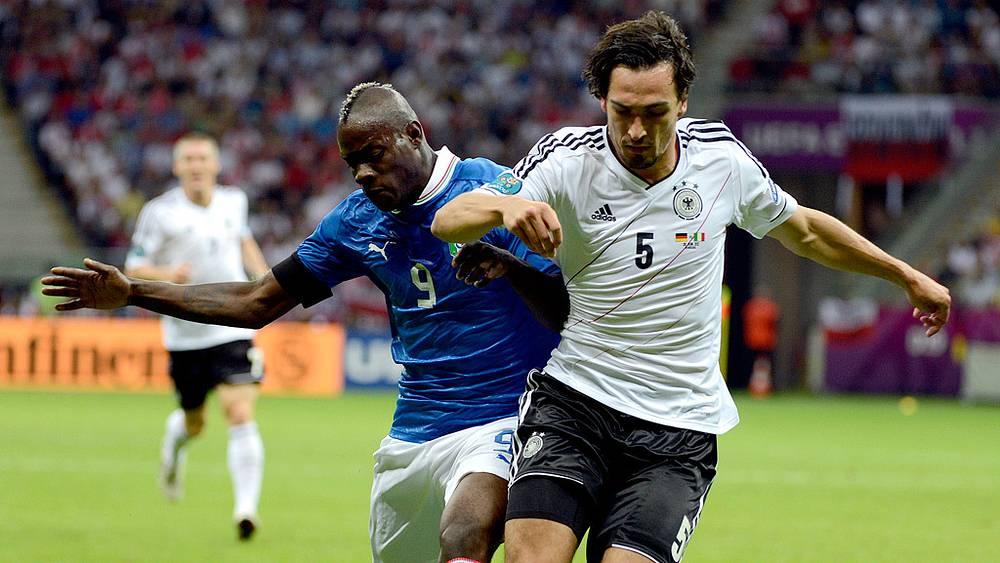 Матч Италия - Германия