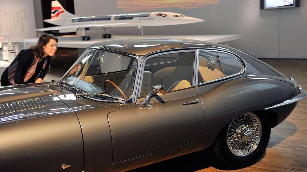 Jaguar 1961 года