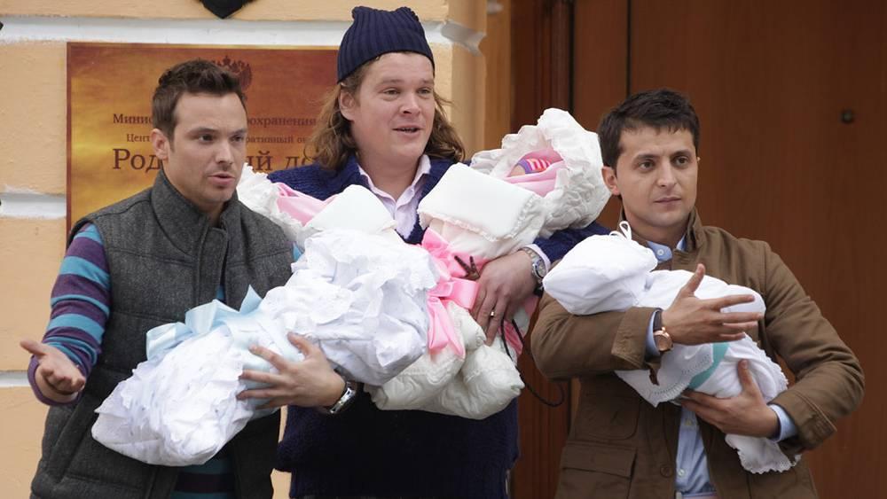 """Кадр из фильма """"Любовь в большом городе-2"""""""