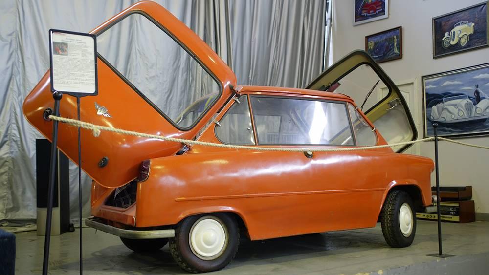 Zundapp Janus, годы выпуска 1957-1958