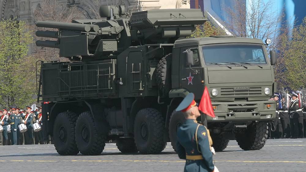 """""""Панцирь-С"""", зенитный ракетно-пушечный комплекс (ЗРПК) наземного базирования"""
