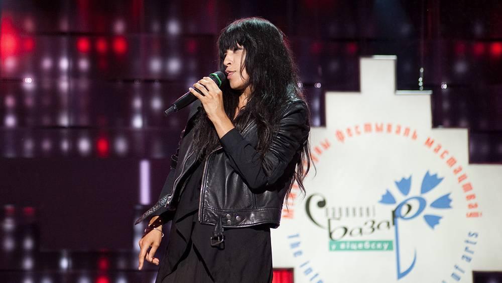 Певица Лоран