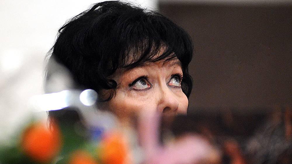 Белла Ахмадулина. 2009 год