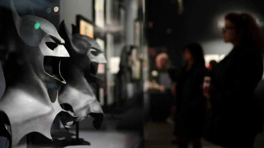 Выставка Тима Бертона в Париже