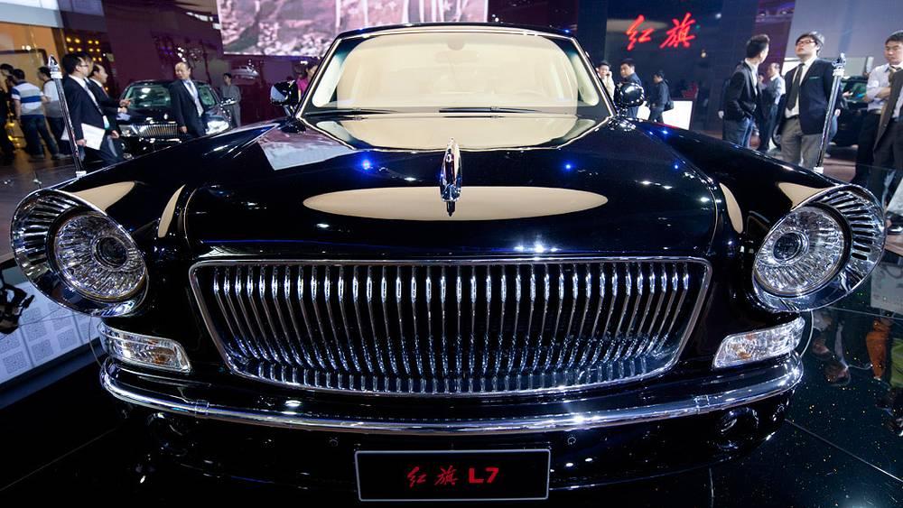 Лимузин Мао Цзэдуна