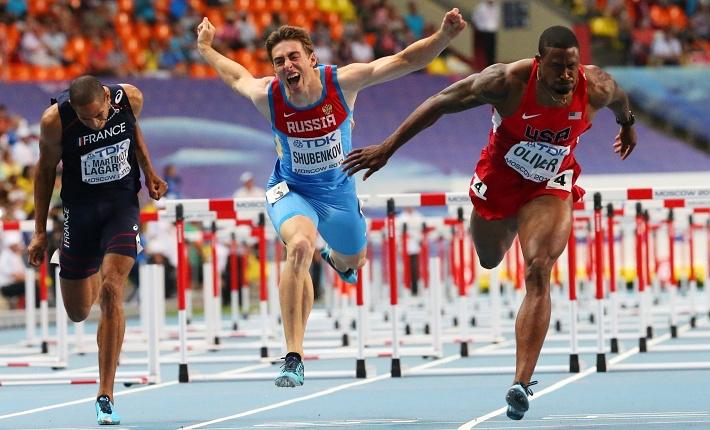 Российский спортсмен завоевывает первую медаль в истории России и СССР в этом виде программы