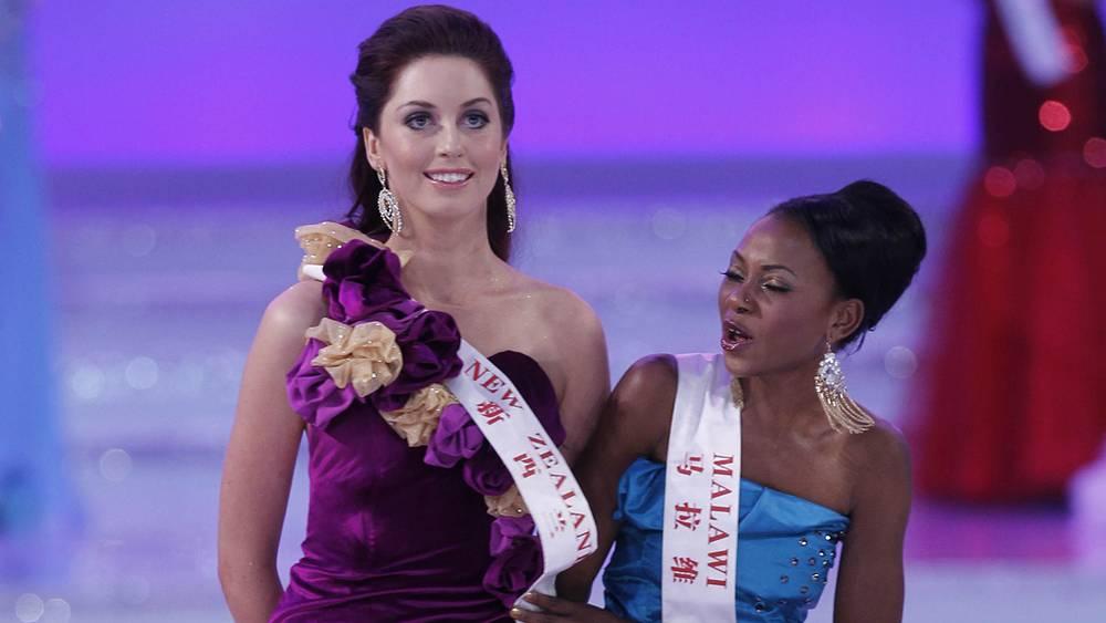 """""""Мисс Новая Зеландия"""" и """"Мисс Малави"""""""