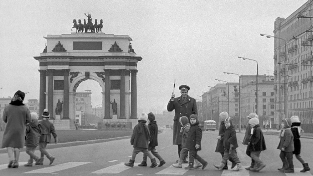 1968 год. Кутузовский проспект