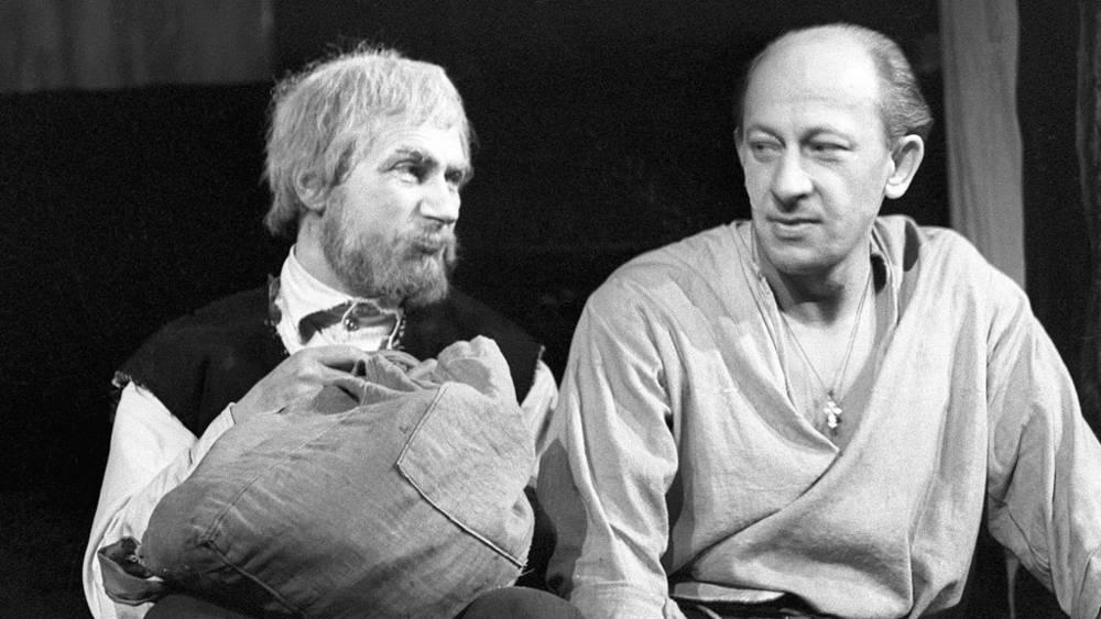 """Спектакль """"На дне"""", 1968 год"""