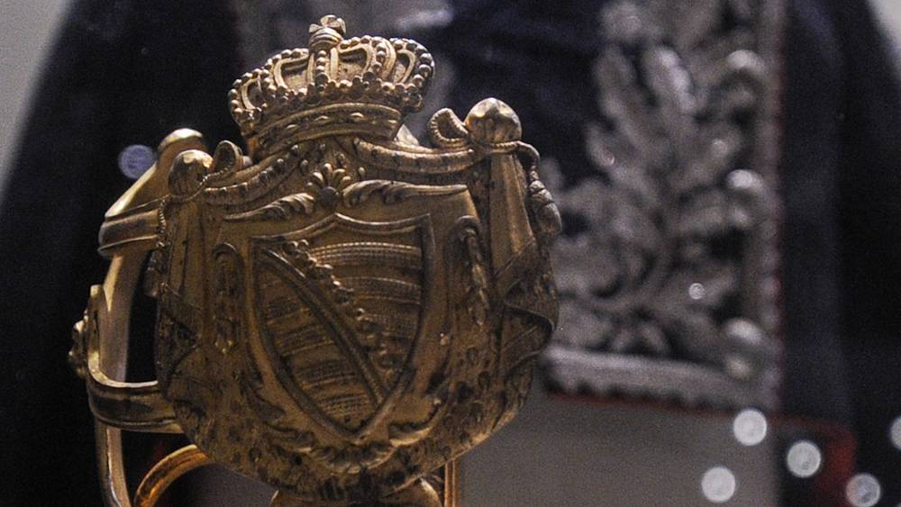 Экспозиция в Музее Отечественной войны 1812 года
