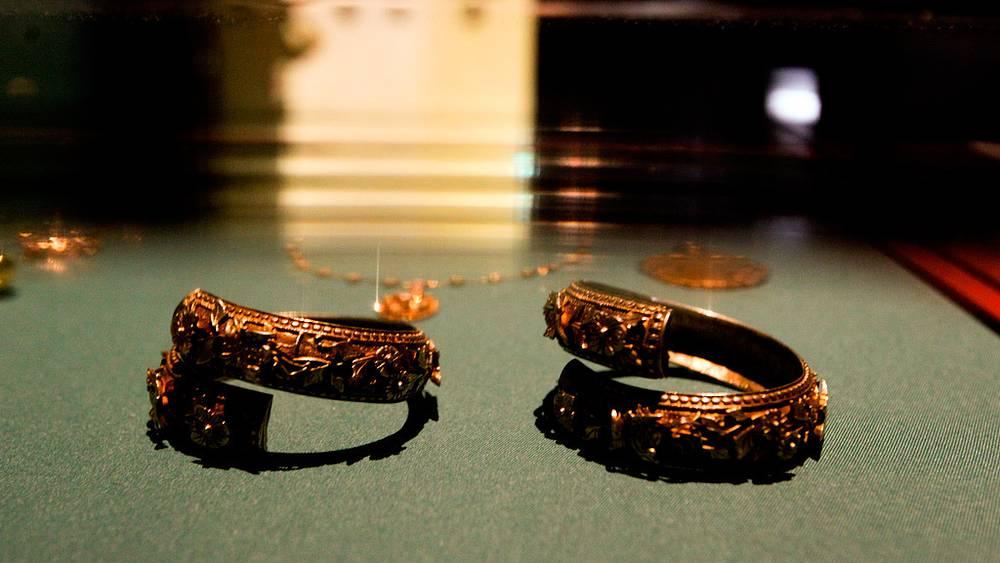 Браслеты из Сингапура. XVIIIX век н.э.
