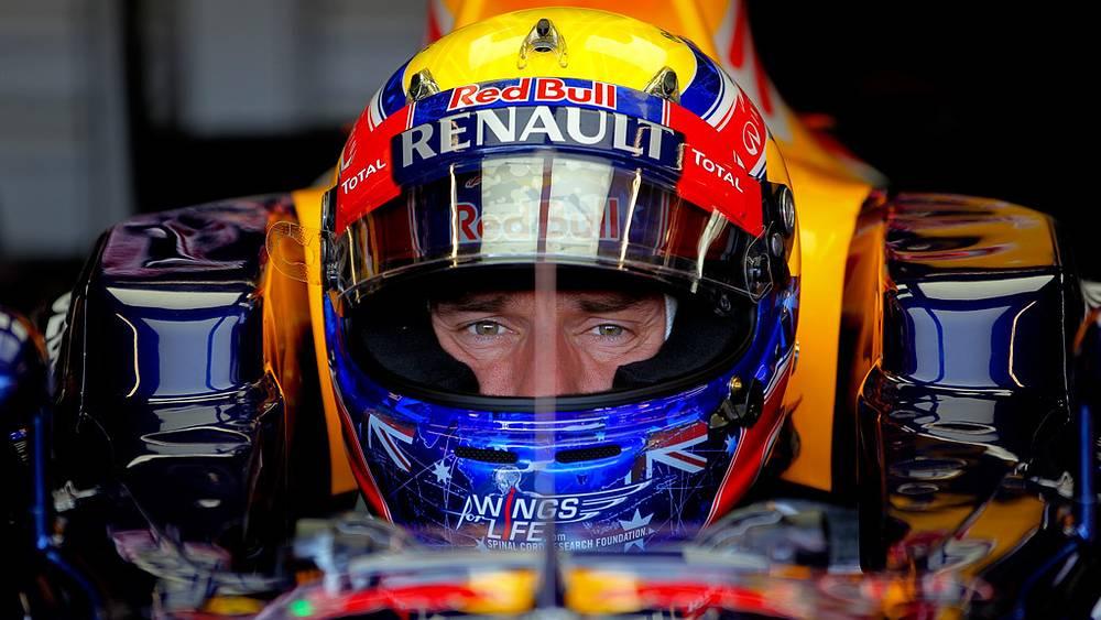 Марк Уэббер (Red Bull Racing)