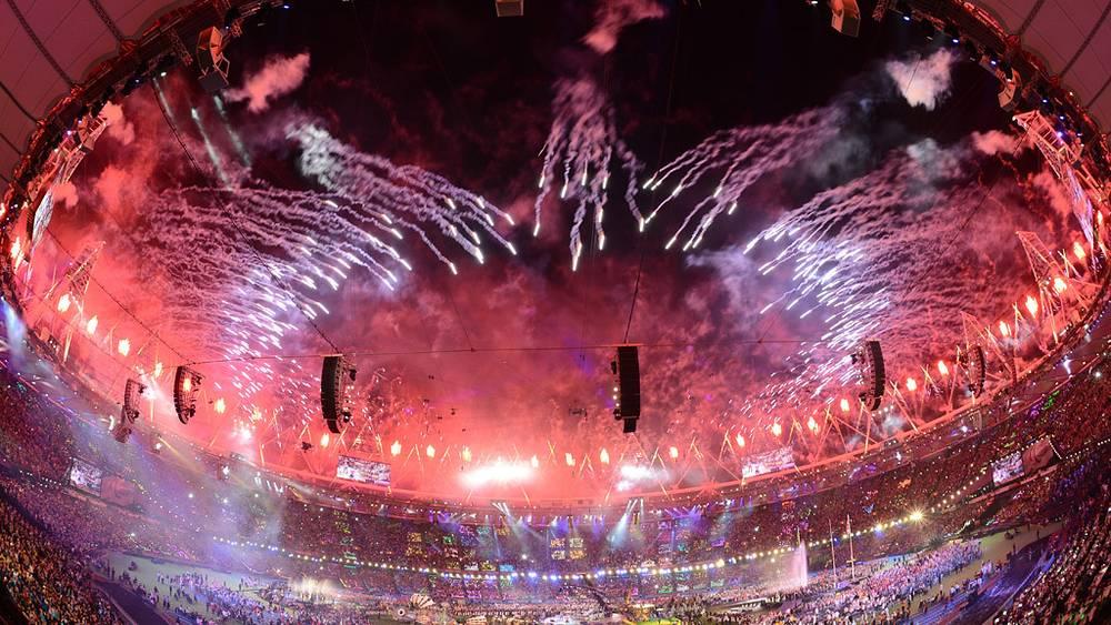 Яркое завершение Игр-2012