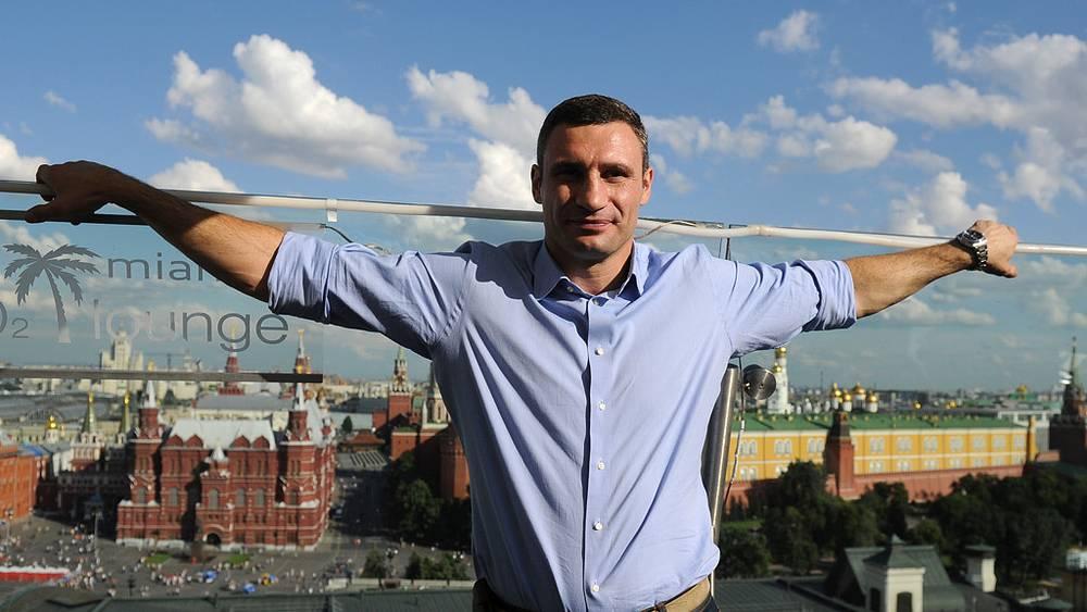 В Москве. Сентябрь 2012 года