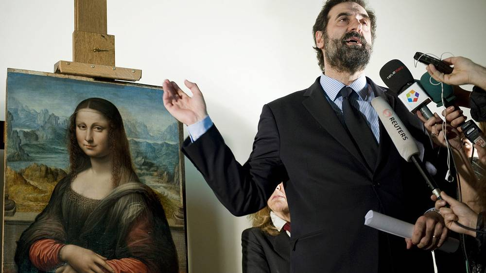 "В мадридском музее Прадо обнаружена копия картины ""Мона Лиза"""