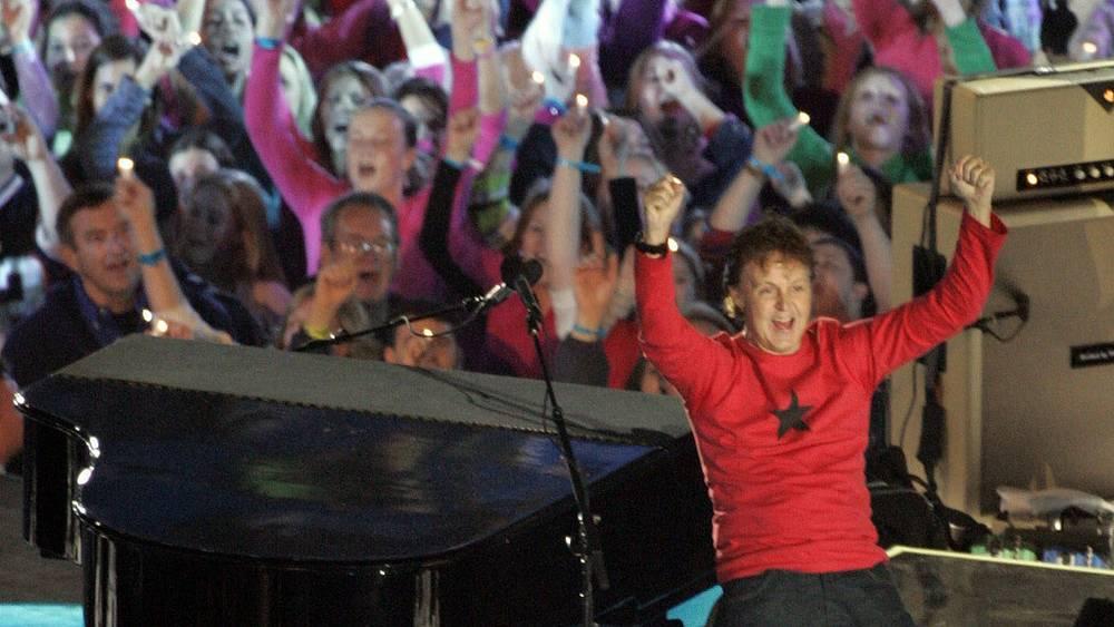 Концерт во Флориде, 2005 год