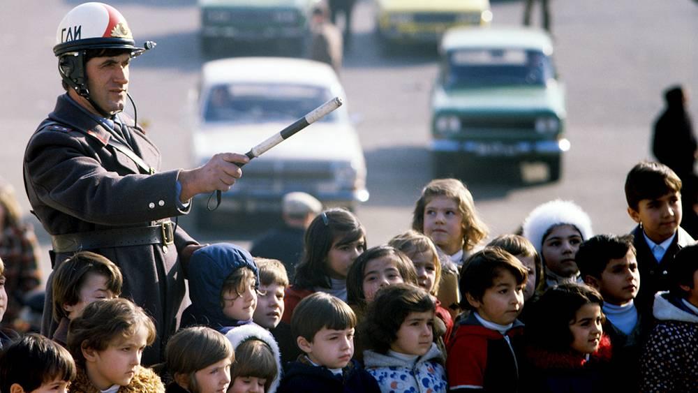 1983 год, Тбилиси