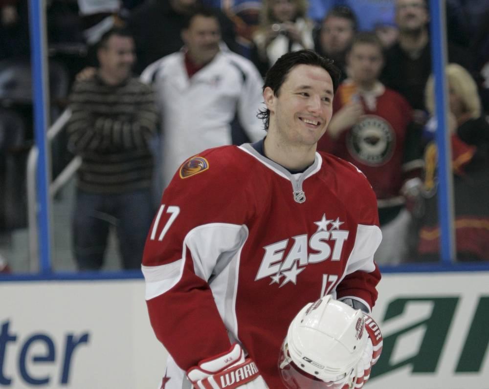 """Он трижды выступал в """"Матче звезд НХЛ"""""""
