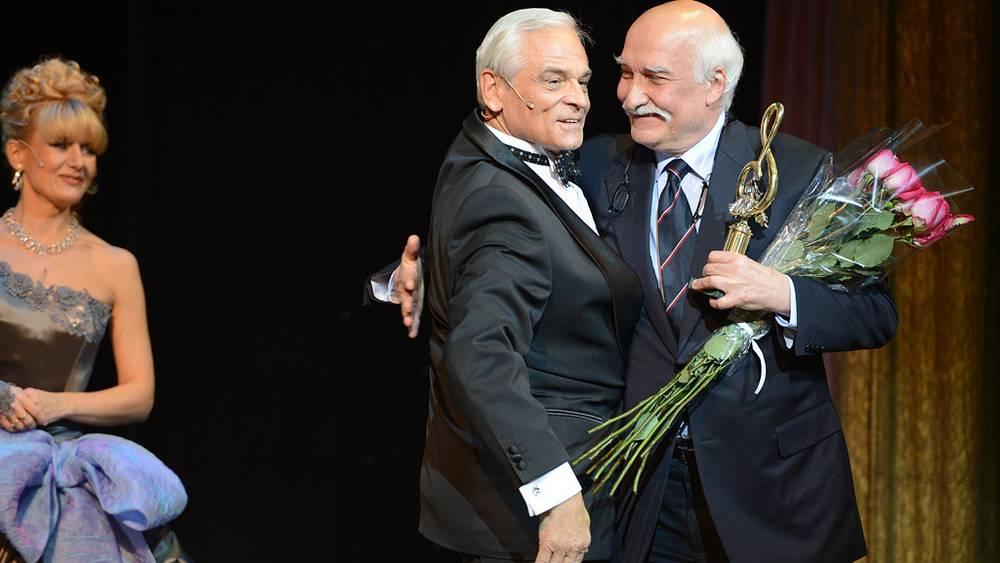 Герард Васильев и Анри Майер