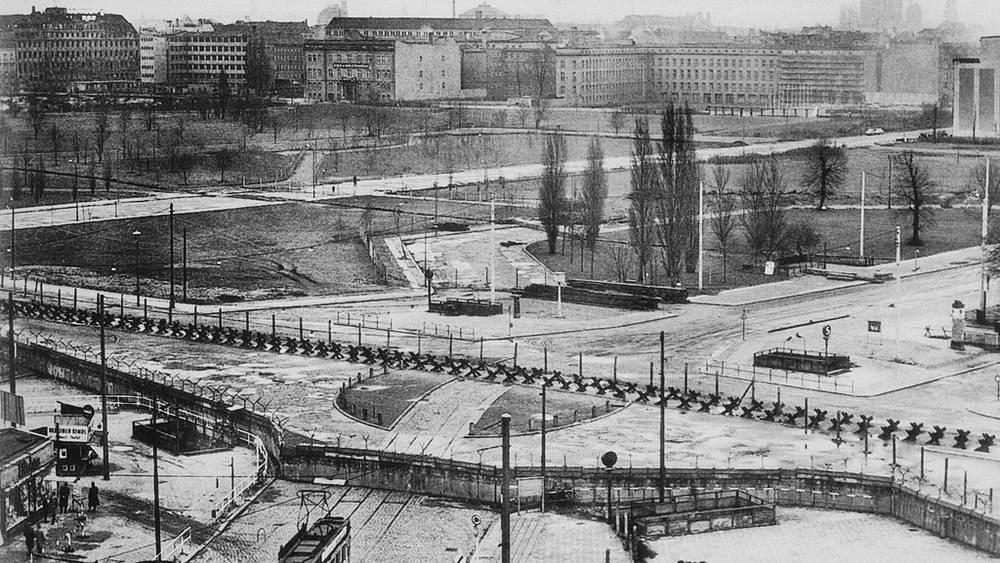 Берлинская стена, 1962 год