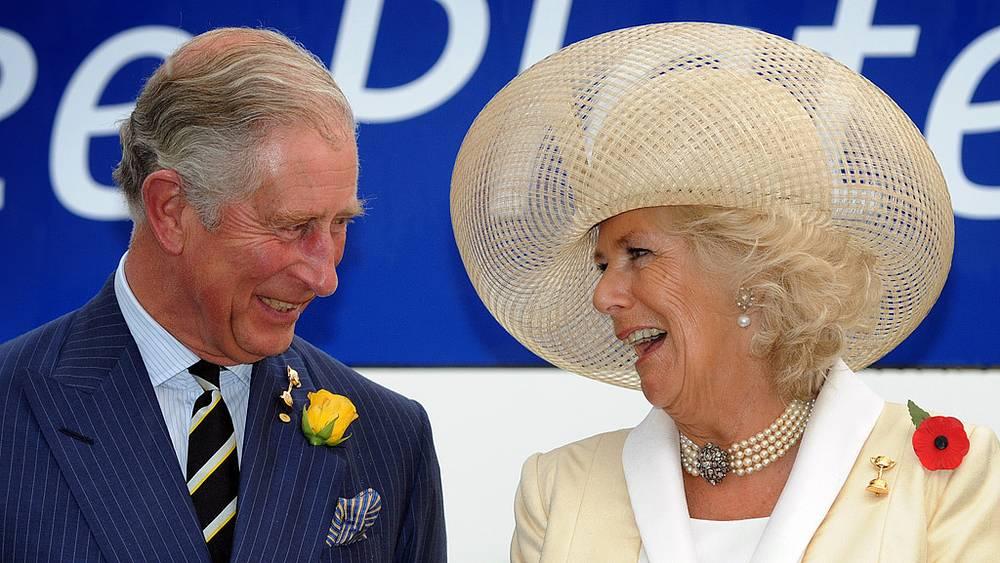 Принц Уэльский Чарльз с супругой герцогиней Корнуольской Камиллой
