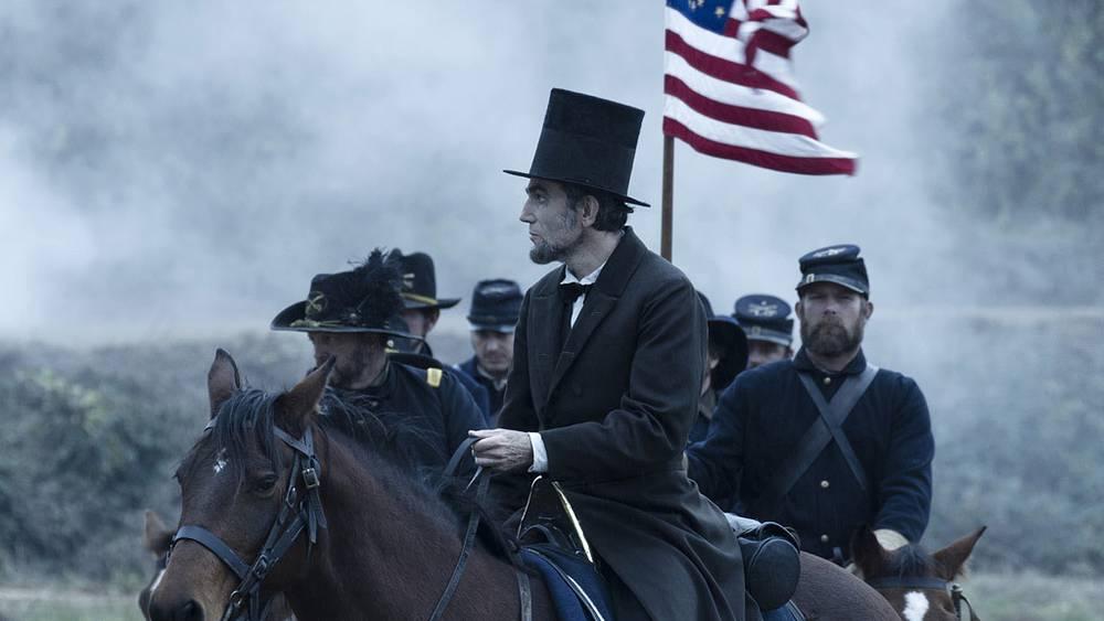 """Кадр из фильма """"Линкольн"""" /Lincoln/"""