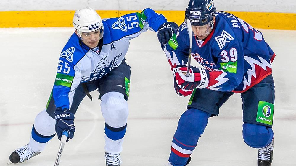 Евгений Блохин и Денис Платонов (слева направо)