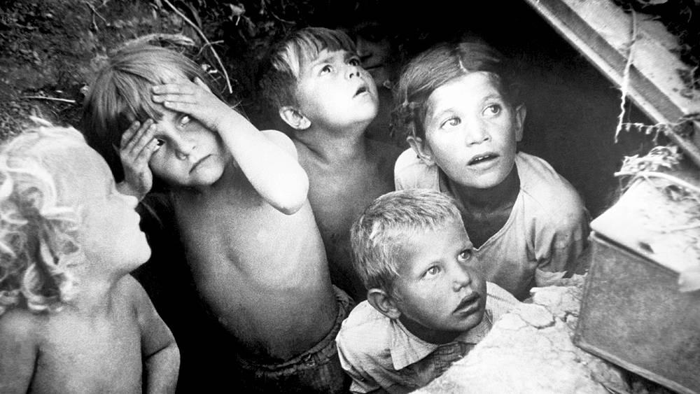 Дети войны, 1941 год