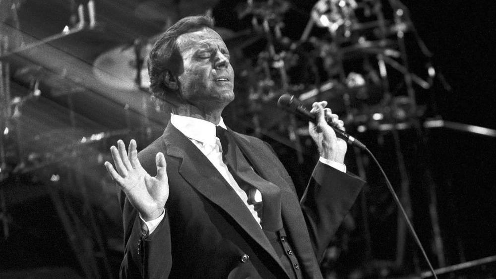Хулио Иглесиас. 1989. Фото ИТАР-ТАСС/Николай Малышев