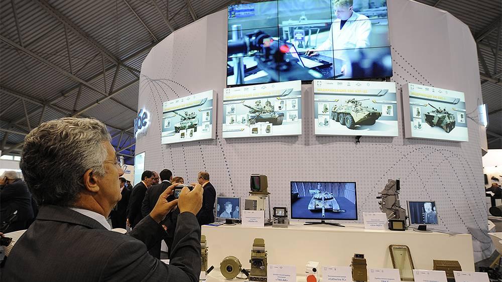Открытие IX Международной выставки вооружения Russia Arms EXPO в Нижнем Тагиле. Фото ИТАР-ТАСС/ Александр Рюмин