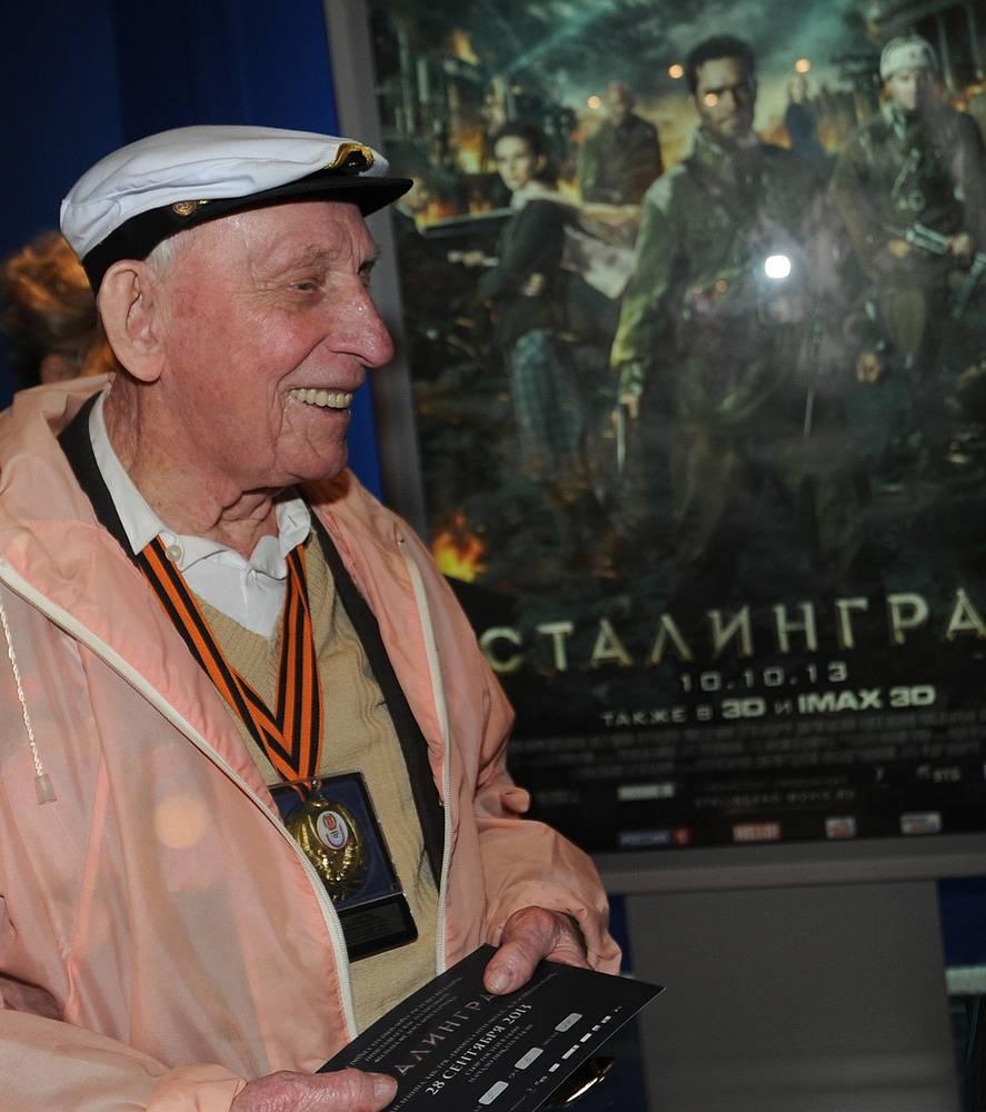 Ветеран Великой Отечественной войны. Фото ИТАР-ТАСС/ Дмитрий Рогулин