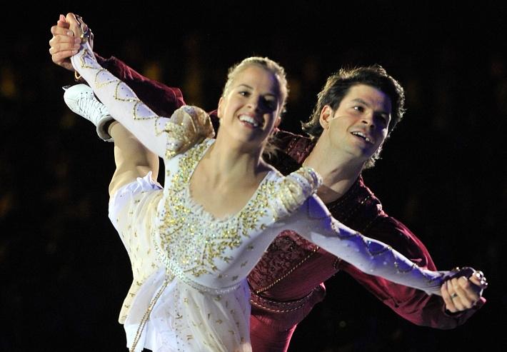 Каролина Костнер и Стефан Ламбьель. Фото operaonice.eu